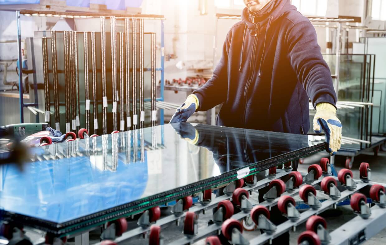 производство закаленного стекла